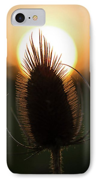 IPhone Case featuring the photograph The Sun Sets Upon Summer by Dale Kincaid