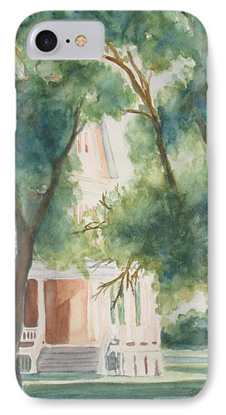 The Sunlit Porch IPhone Case by Jenny Armitage