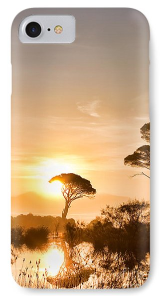 The Sunrise Phone Case by Gabriela Insuratelu