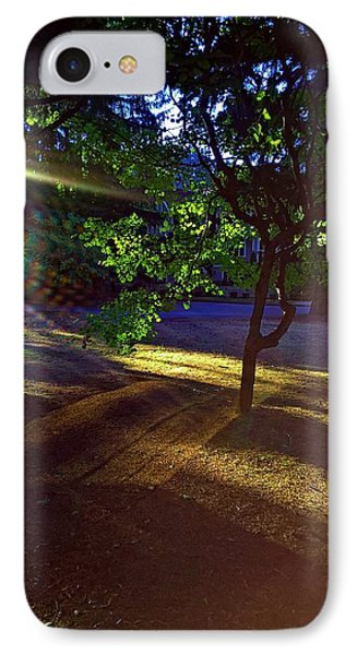 The Sunset Grove  IPhone Case by Karl Reid