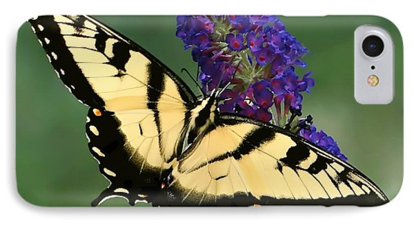 The Swallowtail Phone Case by Sue Melvin