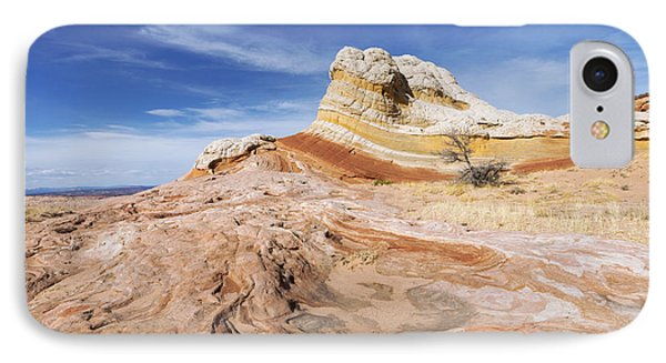 The Swirl Phone Case by Chad Dutson