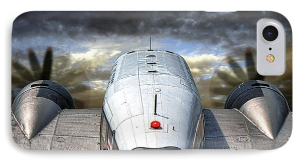 The Takeoff IPhone Case by Olivier Le Queinec
