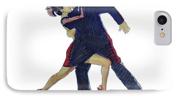 The Tango IPhone Case
