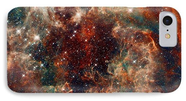 The Tarantula Nebula IPhone Case