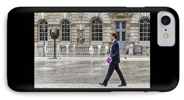 IPhone Case featuring the photograph The Tax Man by Keith Armstrong