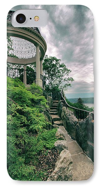 The Temple Walkway IPhone Case by Jessica Jenney