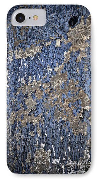 The Textures Of Time IPhone Case by Skip Willits
