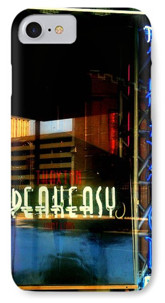 The Thaxton Speakeasy IPhone Case by Kelly Awad