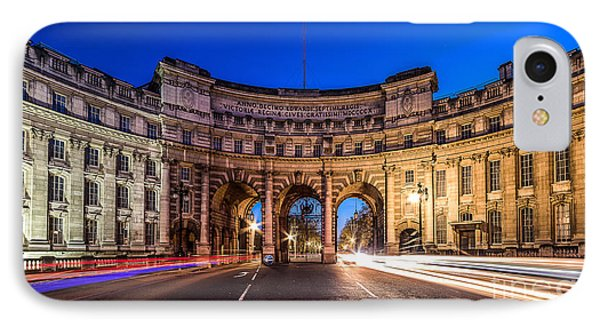 The Three Gates IPhone Case by Giuseppe Torre