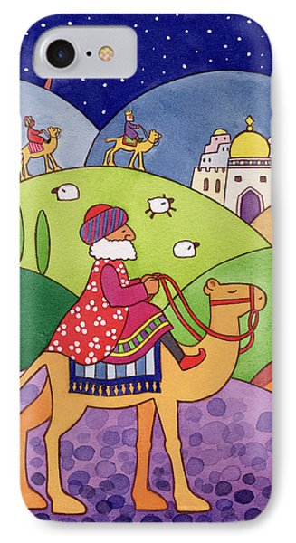 The Three Kings Phone Case by Cathy Baxter