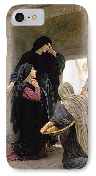 The Three Marys At The Tomb IPhone Case