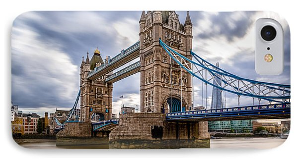 The Three Towers IPhone Case by Giuseppe Torre