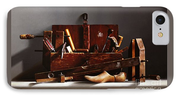 The Tool Box IPhone Case