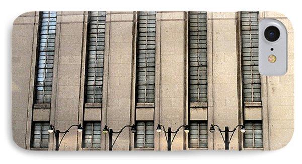 The Toronto Stock Exchange IPhone Case by Ian  MacDonald
