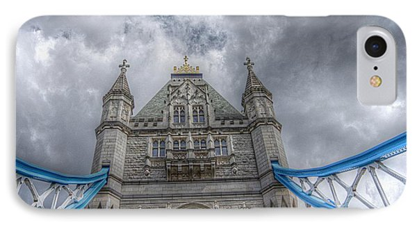 The Tower Bridge IPhone Case
