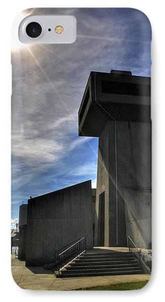 The Tower V2 IPhone Case by Michael Frank Jr