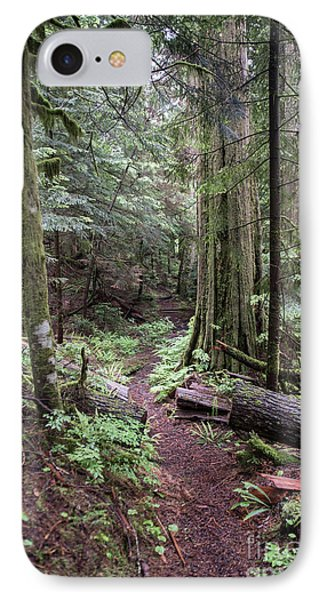 the Trail IPhone Case by Rod Wiens