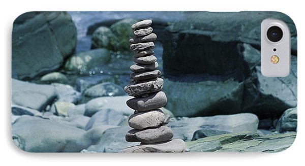 The Tranquil Zen Zone IPhone Case