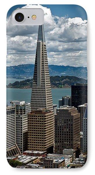 The Transamerica Building IPhone Case