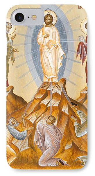 The Transfiguration Of Christ Phone Case by Julia Bridget Hayes