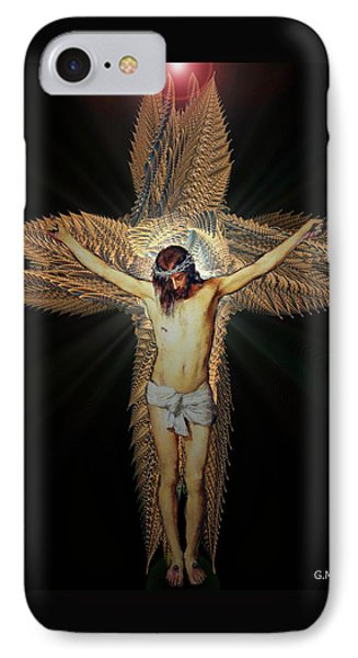 The Transformation Phone Case by Michael Durst