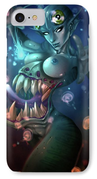 The Trap IPhone Case by Pete Tapang