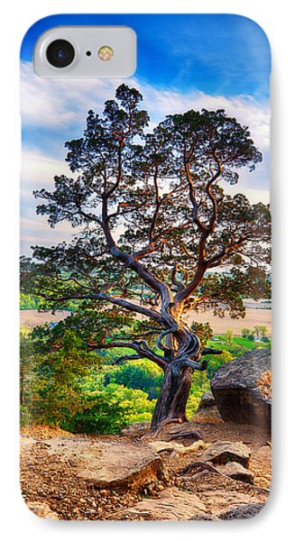 The Tree IPhone Case by Keith Homan
