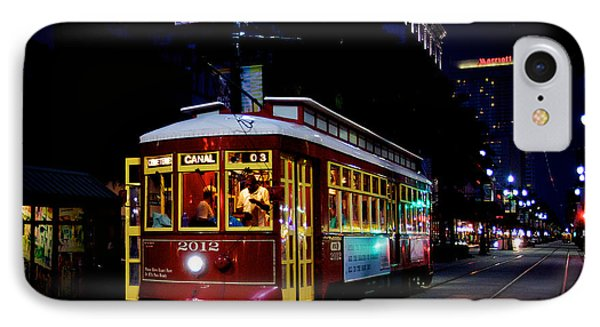 IPhone Case featuring the photograph The Trolley by Evgeny Vasenev