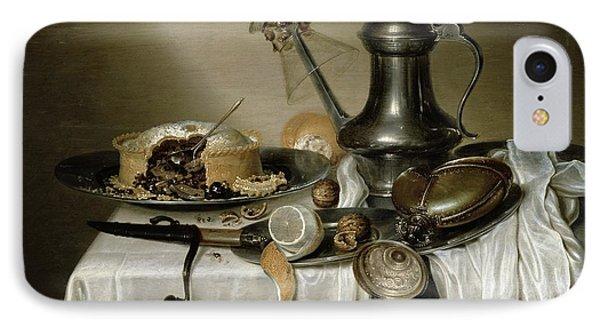 The Truffle Pie Phone Case by Maerten Boelema de Stomme