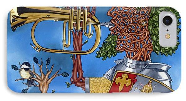 The Trumpiter IPhone Case