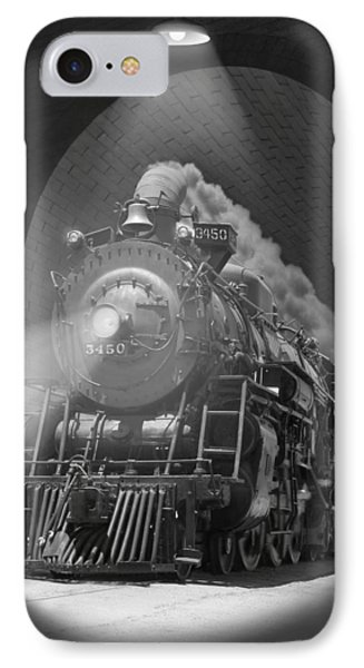 The Tunnel  IPhone Case by Mike McGlothlen
