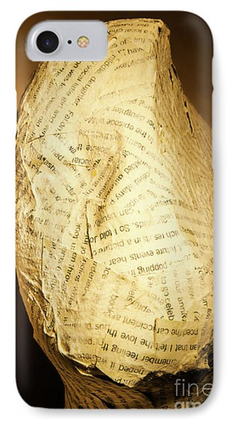 The Unfinished Story IPhone Case by Jorgo Photography - Wall Art Gallery