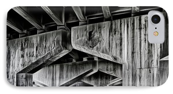 IPhone Case featuring the photograph The Urban Jungle by Brad Allen Fine Art