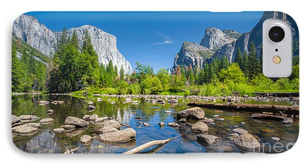 The Valley IPhone Case by JR Photography
