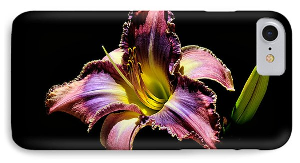 The Vibrant Lily IPhone Case by Marwan Khoury