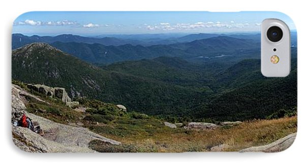 The View South From Mt. Marcy IPhone Case by Joshua House