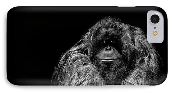The Vigilante IPhone 7 Case by Paul Neville