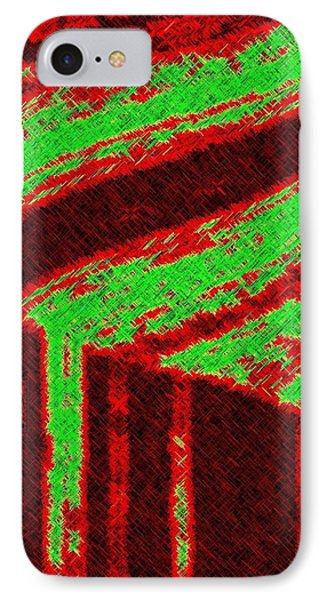 The Village IPhone Case by Will Borden
