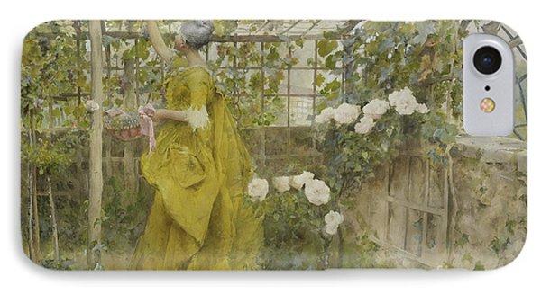 The Vine, 1884 IPhone Case