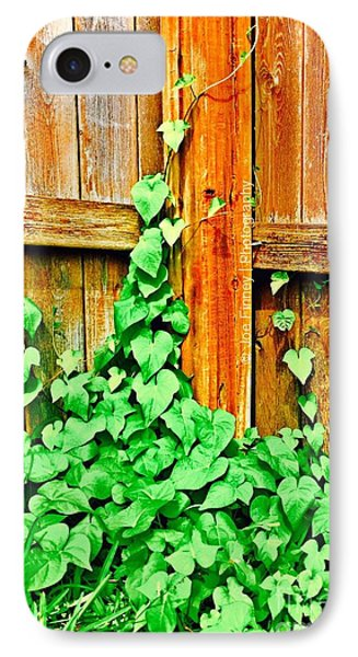 IPhone Case featuring the photograph The Vine - No.6275 by Joe Finney