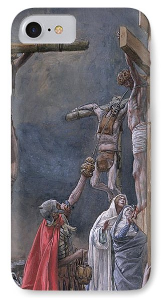 The Vinegar Given To Jesus IPhone Case by Tissot