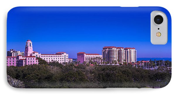 The Vinoy Resort Hotel IPhone Case