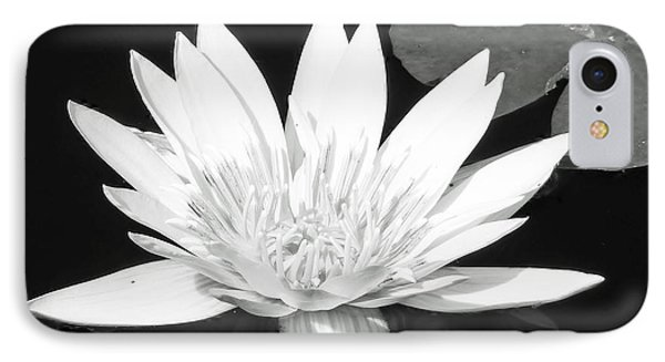 The Vintage Lily II IPhone Case