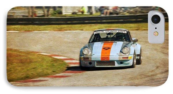 The Vintage Porsche IPhone Case