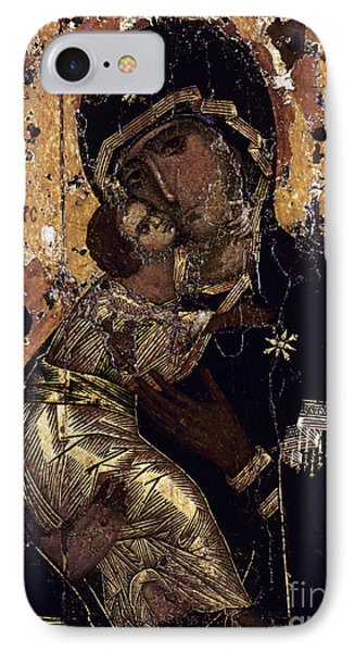 The Virgin Of Vladimir IPhone Case by Granger