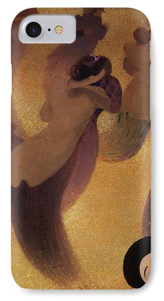 The Waltz IPhone Case by Felix Vallotton