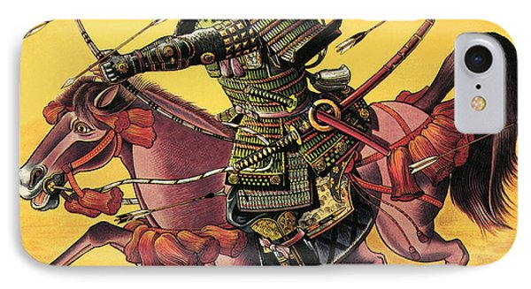 The War Lords Of Japan IPhone Case by Dan Escott
