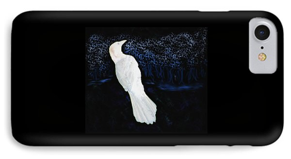 The Watcher In The Forest IPhone Case by Aliceann Carlton