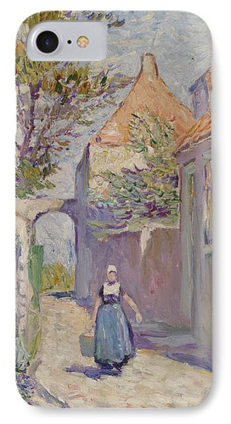 The Water Carrier IPhone Case